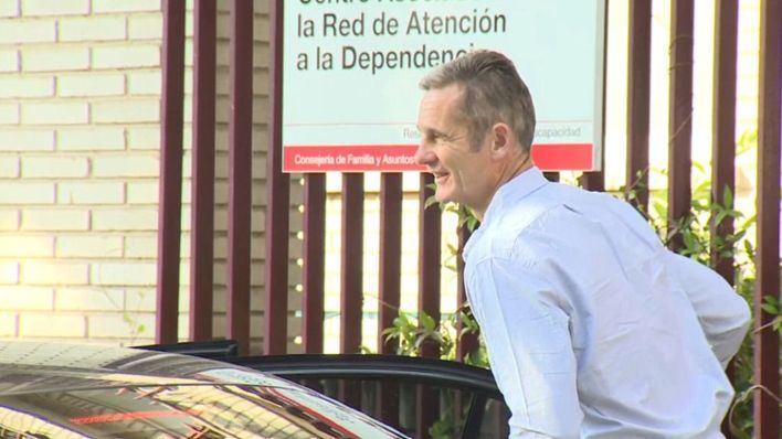 La Audiencia de Ávila rechaza el recurso de la Fiscalía para impedir las salidas de prisión de Urdangarín