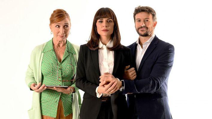 Miren Ibarguren y Diego Martín protagonizan la comedia 'Supernormal'