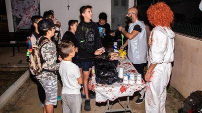 La 'Apocalipsis zombie' de Marratxí reúne a 350 jóvenes