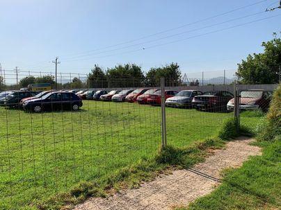 Cort inyecta 700.000 euros para adecuar el depósito de vehículos de Son Toells