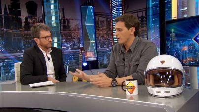 Albert Rivera puede con Casado y Errejón en 'El hormiguero', pero no con Abascal