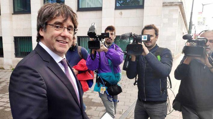 El juez belga aplaza hasta el 16 de diciembre la vista sobre la extradición de Puigdemont