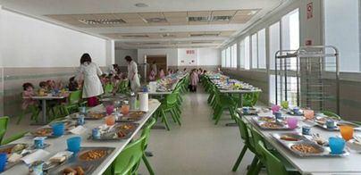 Los menús escolares de Baleares, entre los más caros de España