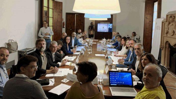 La ecotasa pagará la ampliación del metro en Mallorca y 24 VPOs en Ibiza