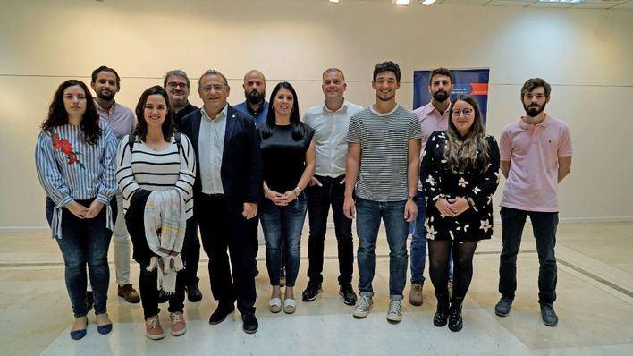 Calvià dice adiós a los diez jóvenes desempleados que han participado en el programa 'JoveCualificados'