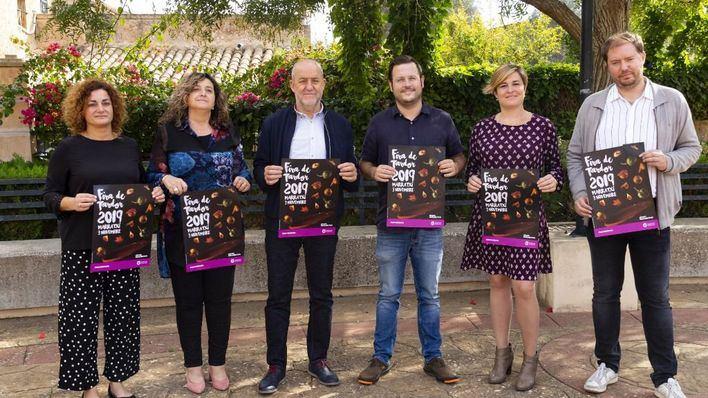 La 'Fira de tardor' de Marratxí apuesta por la cultura y la gastronomía de temporada