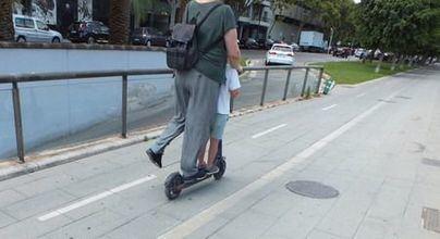 Llegan las multas a los patinetes eléctricos en Palma