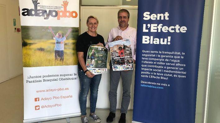 Hidrobal colabora con la 'V trail solidaria' de la Policía Local de Calvià