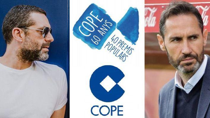 Vicente Moreno, Jaime Anglada y SOS Mamás, Premis Populars 2019
