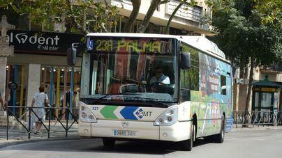 La EMT ofrecerá un servicio de bus especial al cementerio por Tots Sants