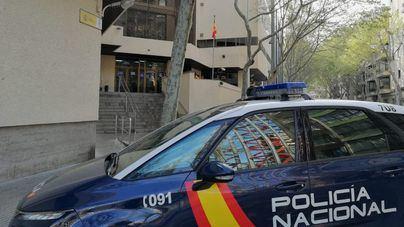 Detenido por intentar atropellar a un policía en un control cerca de Son Banya
