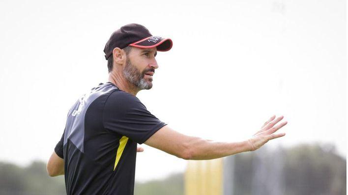 Moreno considera la derrota 'bastante cruel' tras una buena primera parte