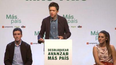 Errejón ataca a Iglesias y Sánchez por la repetición electoral