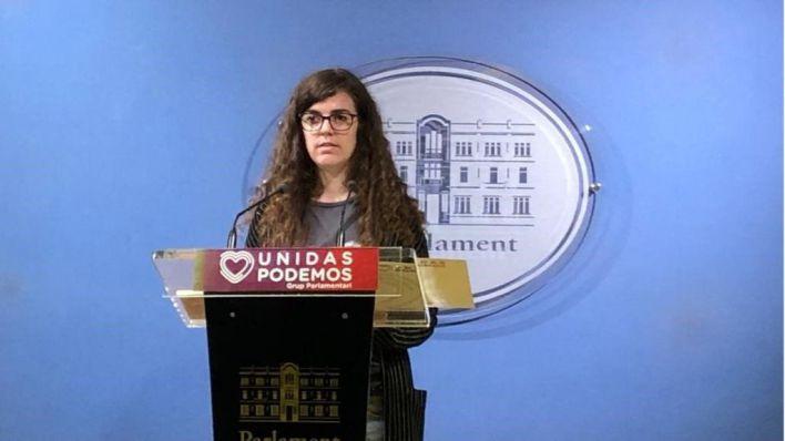 Unidas Podemos critica que Sánchez 'pacte con fondos buitres'