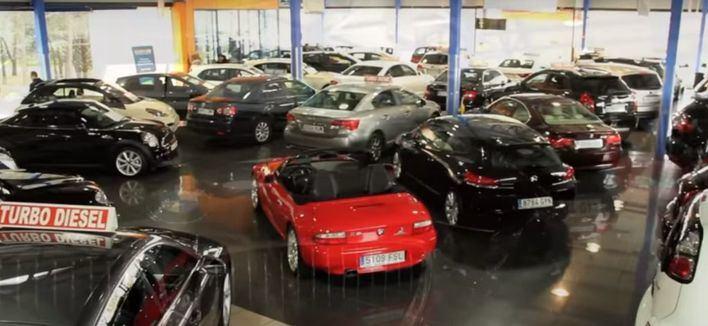 Las matriculaciones de coches bajan en Baleares un 13 por ciento hasta octubre