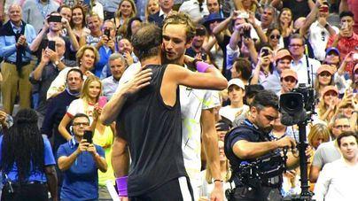 Nadal emparejado con Medvedev, Tsitsipas y Zverev en las Finales de la ATP