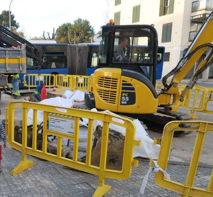 El Supremo avala a Andratx al prohibir el uso de máquinas picadoras de construcción durante julio y agosto