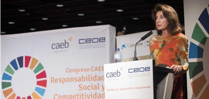 CAEB defiende la Responsabilidad Social como un