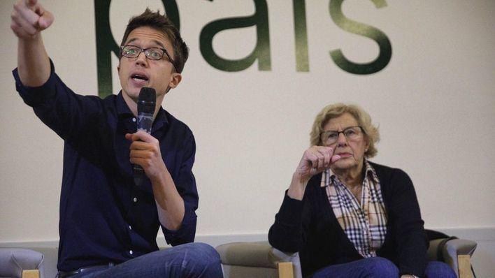 Errejón a Sánchez e Iglesias: 'Si no acordamos para enero, deberíamos irnos'