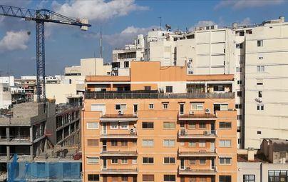 El precio de la vivienda nueva y usada vuelve a aumentar en Baleares, según Tinsa