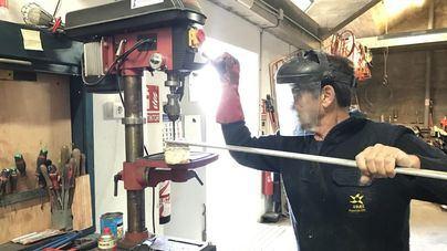 La producción industrial de Baleares baja un 8,6 por ciento