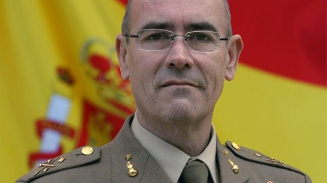 El general de división Fernando García Blázquez, nuevo Comandante General de Baleares