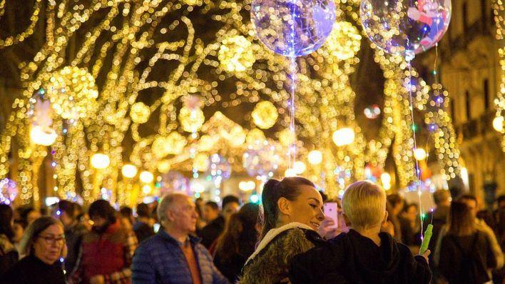 96.000 euros para el encendido de luces navideñas en Palma