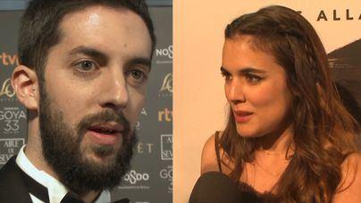 David Broncano niega tener una relación con Adriana Ugarte