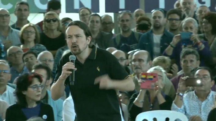 Iglesias culpa a las políticas de Montoro y Calviño del auge de Vox