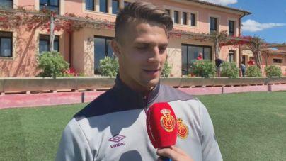 """Valjent: """"Preparamos el partido ante el Villarreal con ilusión y ganas"""""""