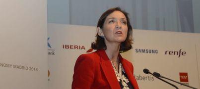 La ministra Maroto cree que la compra de Air Europa