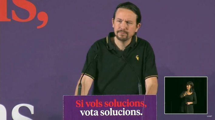 Iglesias avisa que muchos no aceptarán cambiar 'Rivera no, por Casado sí'