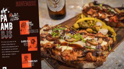 'Pa amb DJs' de Es Rebost se consolida en la noche de los jueves en el centro de Palma
