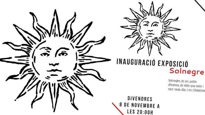 Baltasar Porcel protagoniza la exposición 'Solnegre' en Andratx