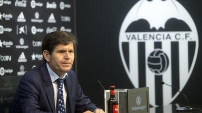 El Valencia certifica la salida de Mateu Alemany