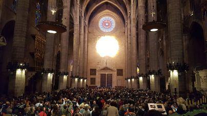 La Catedral de Mallorca abre sus puertas el próximo lunes por la Festa de la Llum