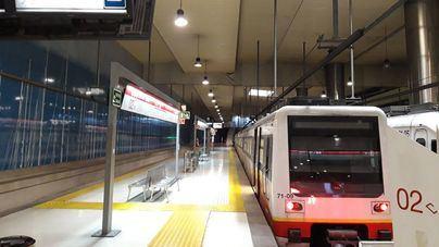 Dos días sin Metro en Palma