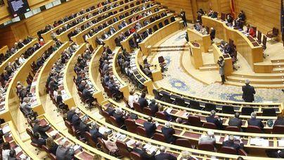 Las elecciones deciden también el reparto de 208 escaños en el Senado, cinco de Baleares