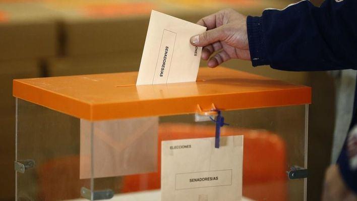 Cómo saber el colegio electoral y la mesa en la que hay que votar