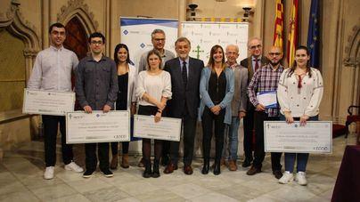 La AECC Baleares y la UIB entregan los III Premios Baleares contra el Cáncer