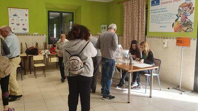 807.165 votantes eligen hoy a 8 diputados y 5 senadores por Baleares