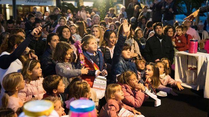 Puerto Portals organiza su sexto Sankt Martin para las familias y niños de Mallorca