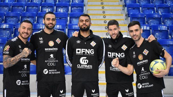 El Palma Futsal busca seguir con la racha de victorias en Ferrol