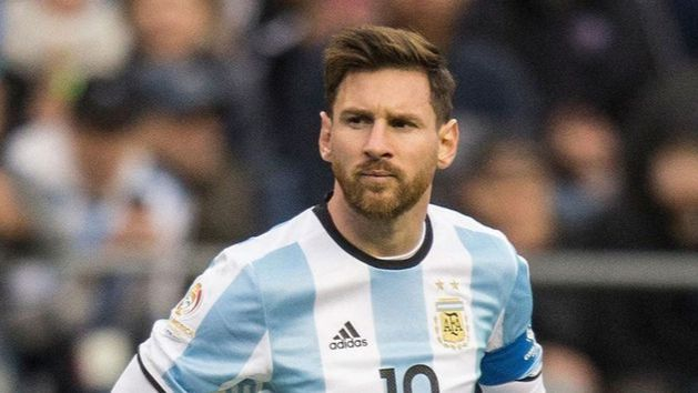 Messi aterriza en Mallorca para concentrarse con la selección de Argentina