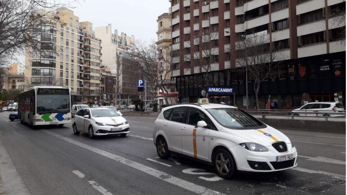 El 62 por ciento de los lectores ven necesario dar más licencias de taxi en Palma