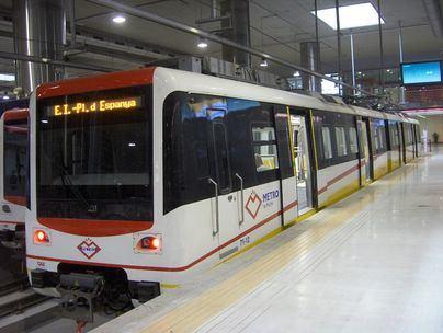 El Metro volverá a operar en Palma este lunes