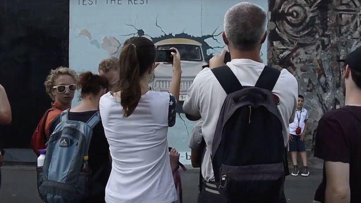 30 años de la caída del Muro de Berlín