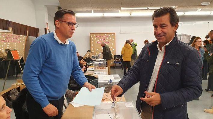 """Company: """"Animo a los ciudadanos de Baleares a que acudan a votar para desbloquear el país"""""""