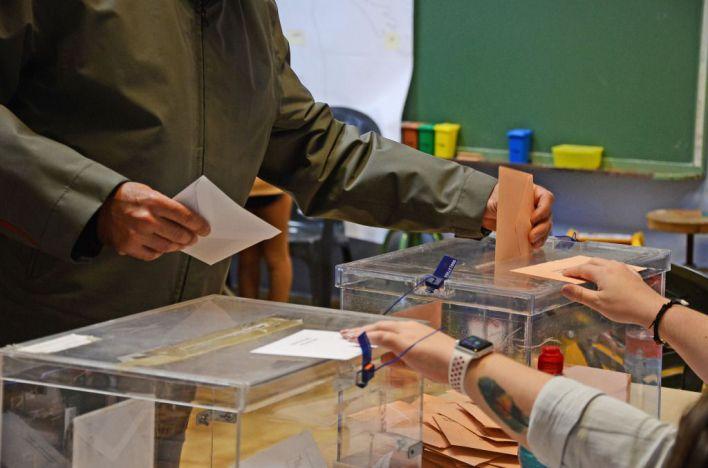 Baleares es la comunidad con menor participación: se desploma 7 puntos