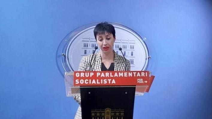 La portavoz del PSIB afirma que la izquierda tiene una 'segunda oportunidad'